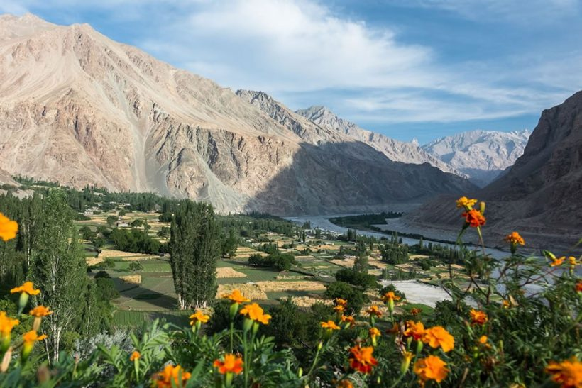 Nubra Valley Grrenry
