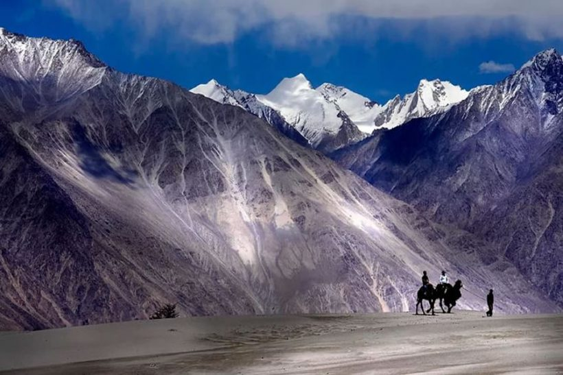 Nubra Valley by Ruby Holidays