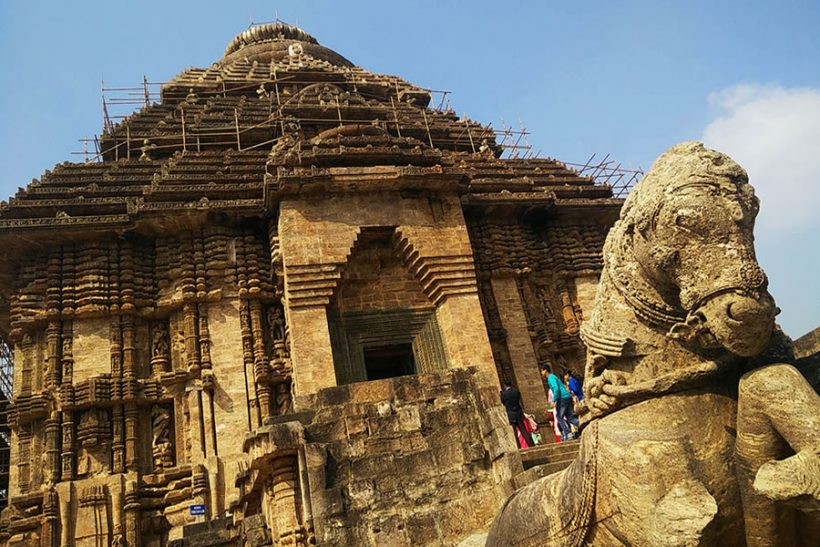 Bhushavali My Travelogue Konark Sun Temple by Ruby Holidays