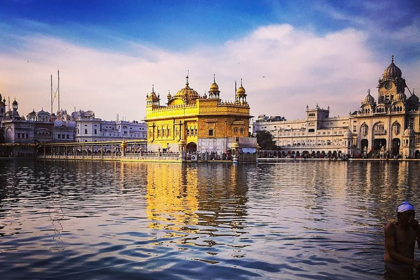 DARBAR_SAHIB Amritsar by Ruby holidays