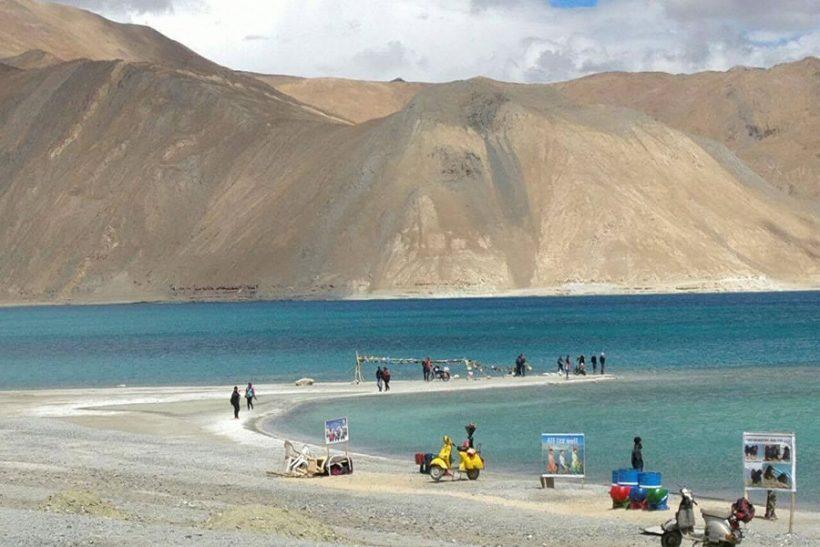 Leh Ladakh Lake by Ruby Holidays