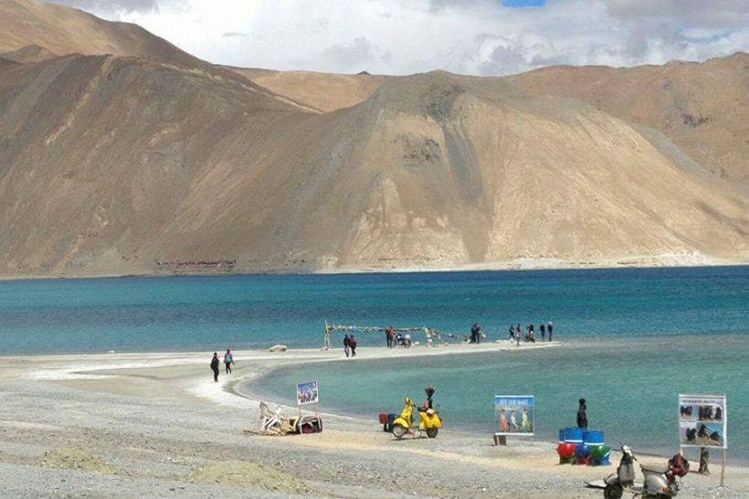 Leh Ladakh Lake by Ruby Holidays