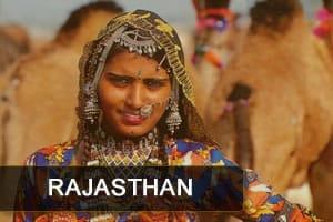 India Del Nord, Rajasthan Viaggio