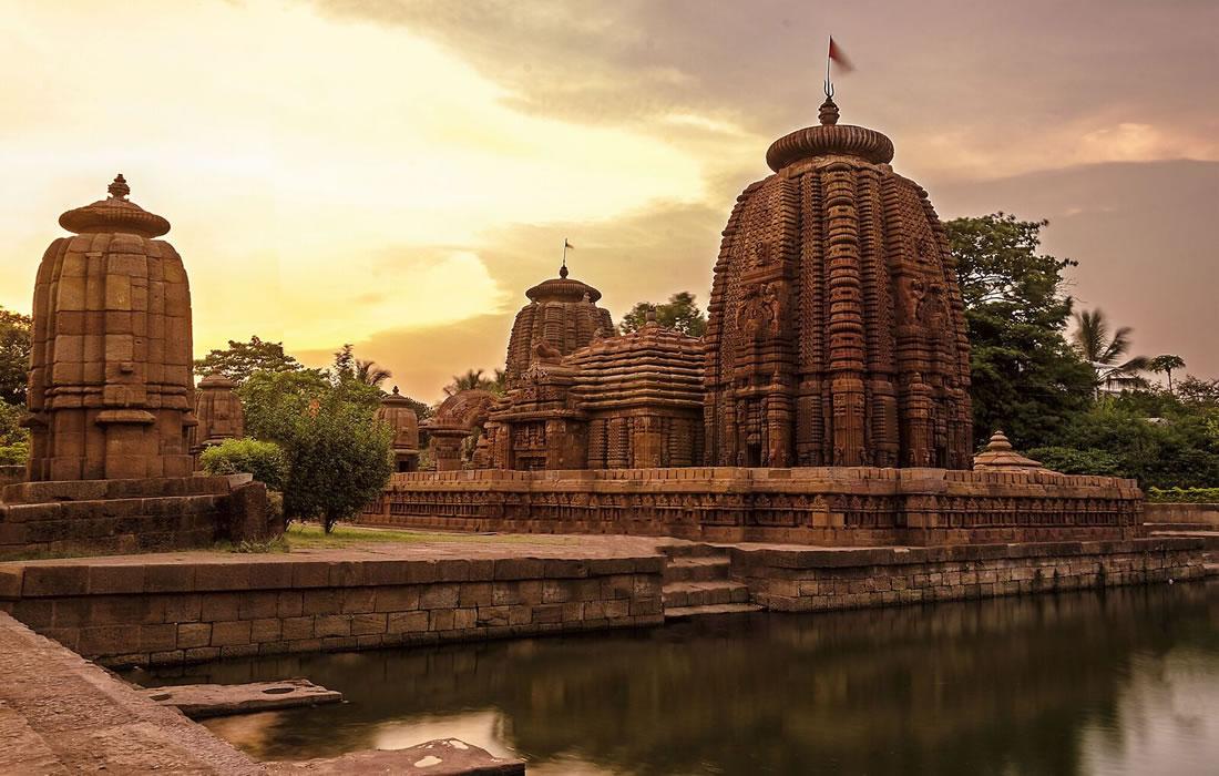 10 Luoghi turistici da visitare in Orissa